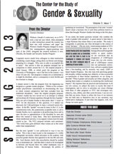 thumbnail of CSGS Spring 2003 Newsletter cover